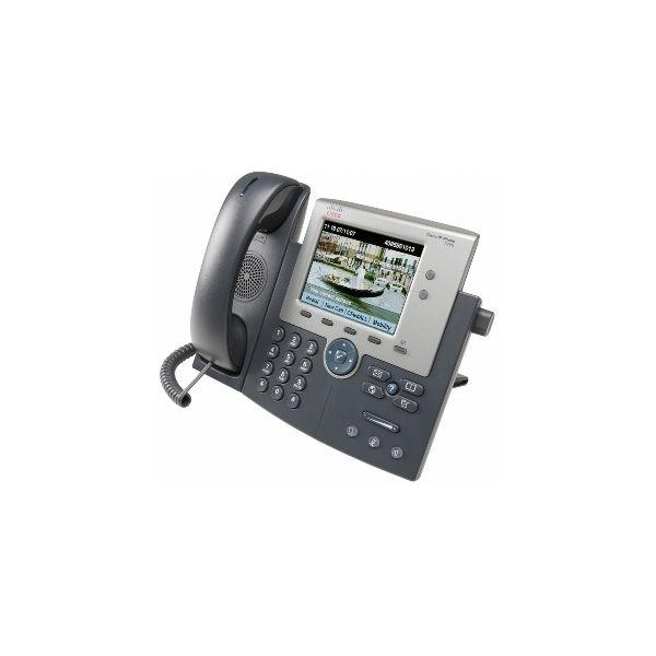 TELEFONO IP CISCO 2X RJ-45 2 PHONELINES CP-7945G