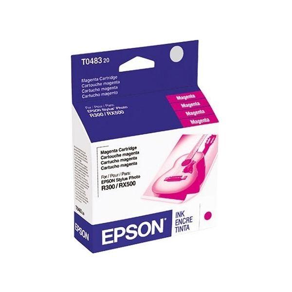 CARTUCHO EPSON MAGENTA P/R220,R340 T048320
