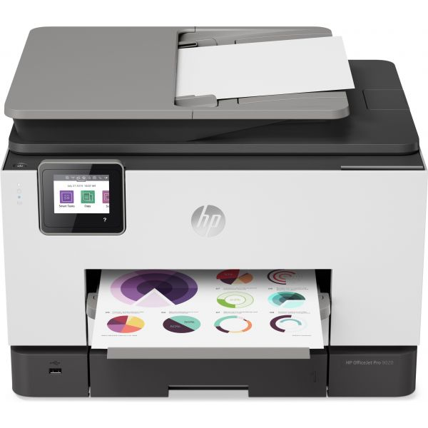 MULTIFUNCIONAL HP OFFICEJET PRO 9020 WIFI COLOR 39PPM 1MR69C