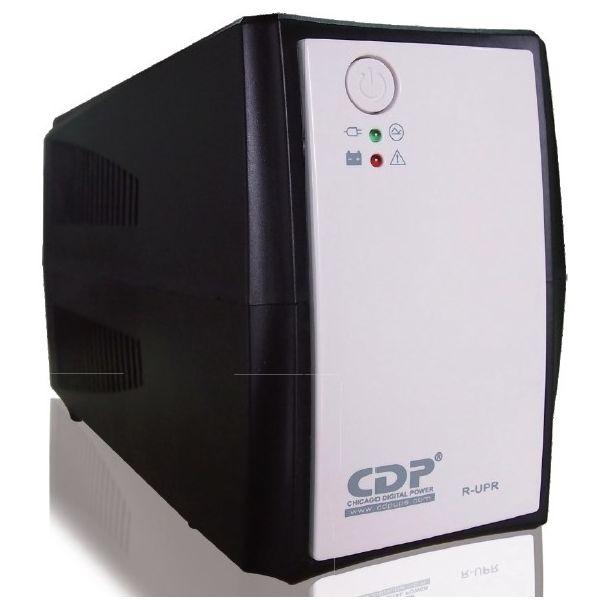 NO BREAK CDP R-UPR504 500VA/250W 4 CONT REGULADOR BATERIA Y SUPRESOR