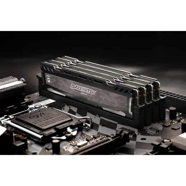 MEMORIA RAM CRUCIAL 16GB DDR4 3000 CL15 288-PIN DIMM BLS16G4D30AESB