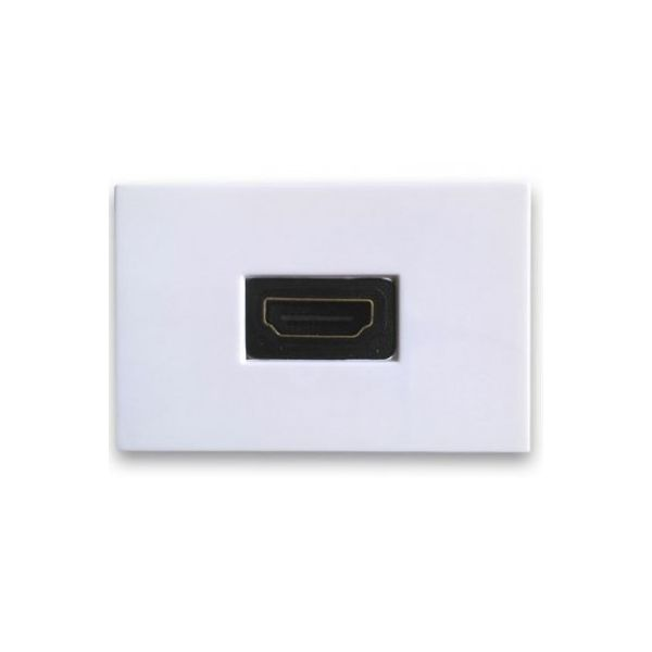 INSERTO HDMI BROBOTIX HDMI COLOR BLANCO 938320