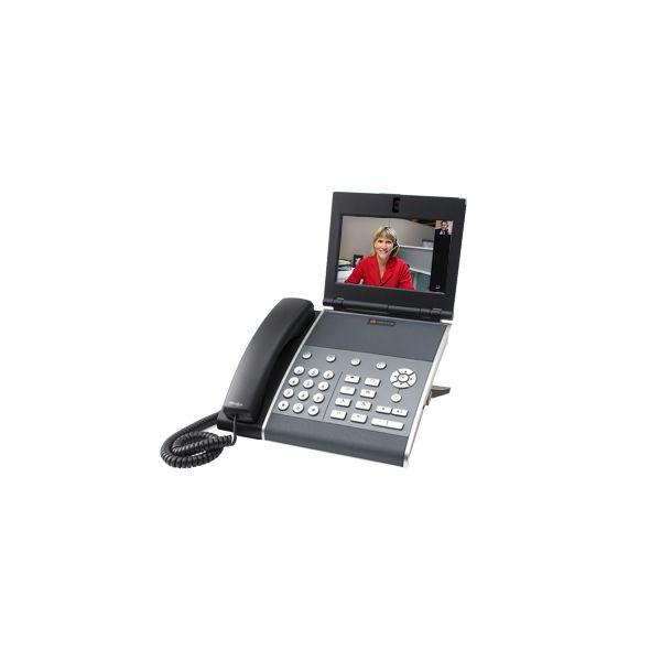 TELEFONO IP POLY CON PANTALLA 7
