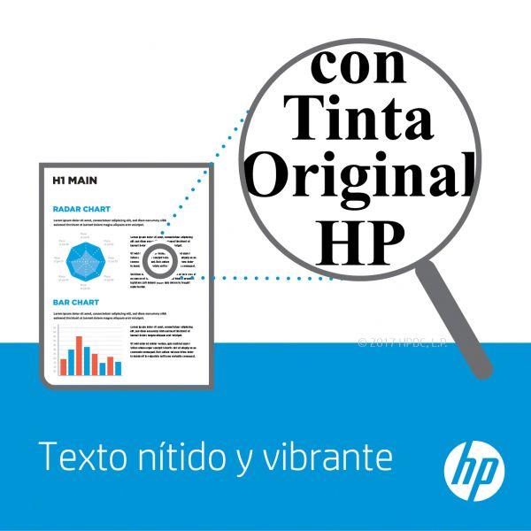 CARTUCHO HP Num 904XL NEGRO