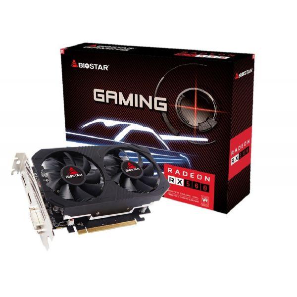 TARJETA DE VIDEO BIOSTAR AMD RADEON RX560 2GB GDDR5 VA5615RF21