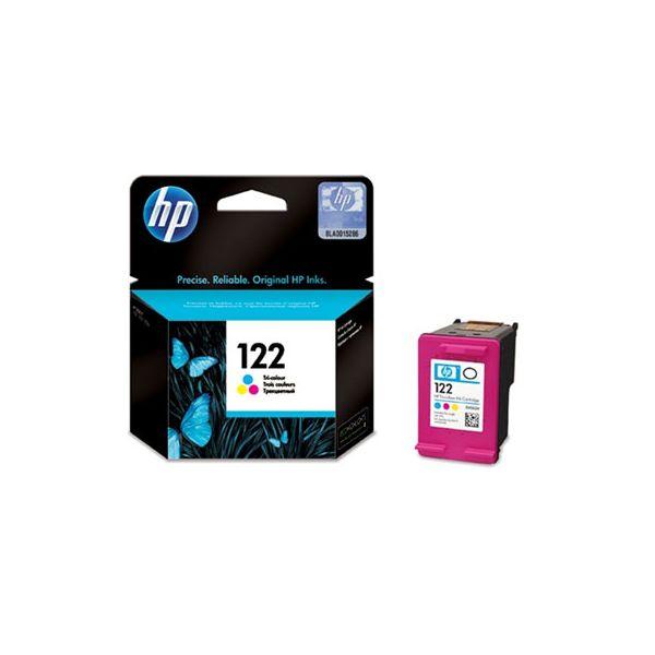 CARTUCHO HP 122  TRICOLOR P/DESKJET 1000/2000/3050 (CH562HL)