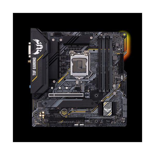 TARJETA MADRE ASUS TUF GAMING B460M-PLUS WI-FI HDMI DDR 128GB LGA1200