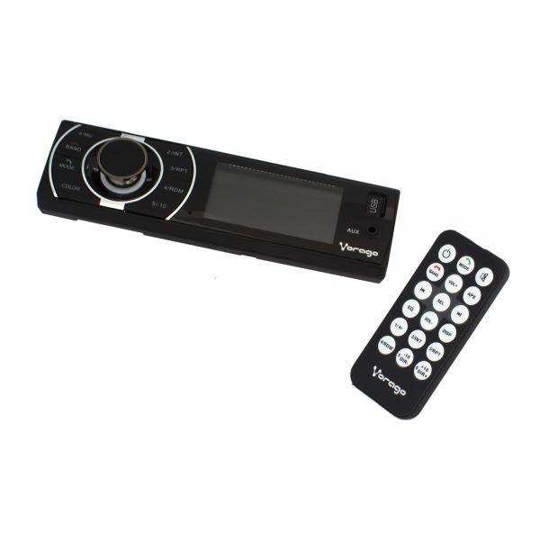 AUTOESTEREO VORAGO CAR-300 4X45W FM/BT/USB/SD/AUX/RGB DESMONT ESTEREO