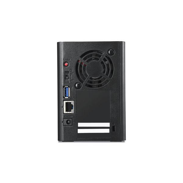 BUFFALO LINKSTATION 520DN NAS DE 2 BAHIAS 8TB 2 X 4TB USB 3.0 NEGRO