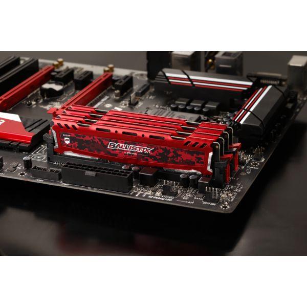 MEMORIA RAM CRUCIAL 16GB DDR4 3000 CL15 288-PIN DIMM BLS16G4D30AESE