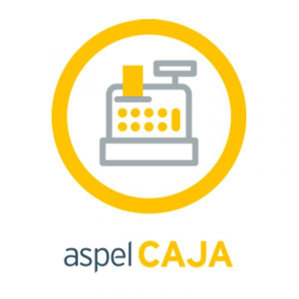 SOFTWARE ADMIN ASPEL CAJA 3.5 1USUARIO 1 EMPRESA (CAJA12M)
