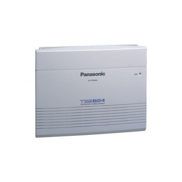CONMUTADOR PANASONIC - PANTALLA LCD, ALTAVIZ, COLOR BLANCO, 12 PUERTOS
