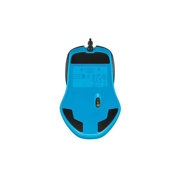 MOUSE LOGITECH G300S ALAMBRICO USB GAMING (910-004344)