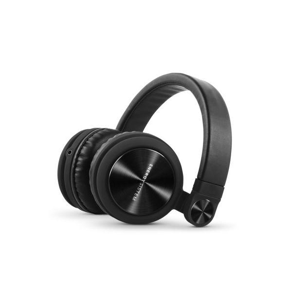 AUDIFONOS ACTECK ENERGY DJ2 NEGRO CABLE DE AUDIO 3,5MM (EY-425877)