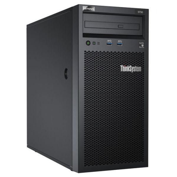 SERVIDOR LENOVO ST50 XEON E-2224G 16GB 1TB 7Y49A041LA