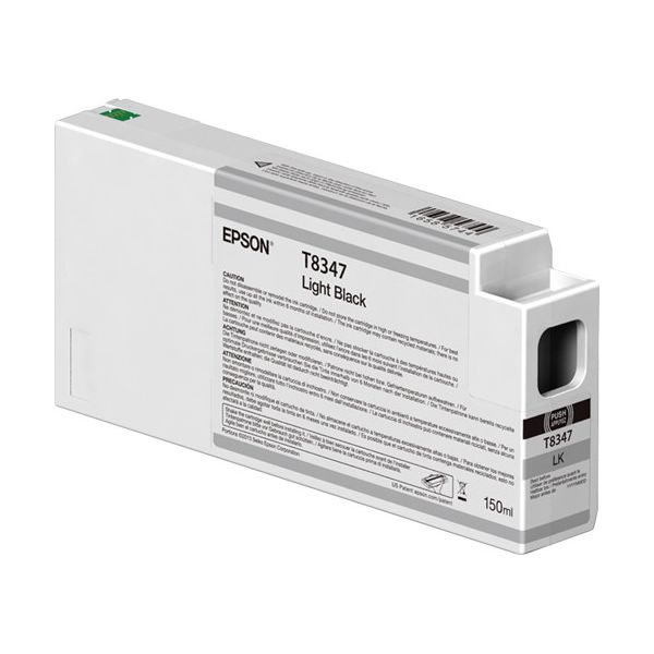 CARTUCHO EPSON ULTRACHROME HDX NEGRO CLARO 150ML T834700