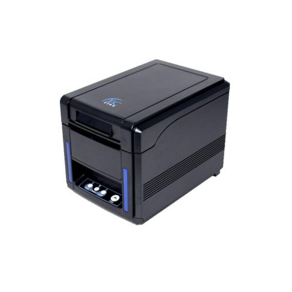 MINI IMPRESORA TERMICA EC LINE EC-PM-80340-WI 80MM TD 203X203 DPI USB