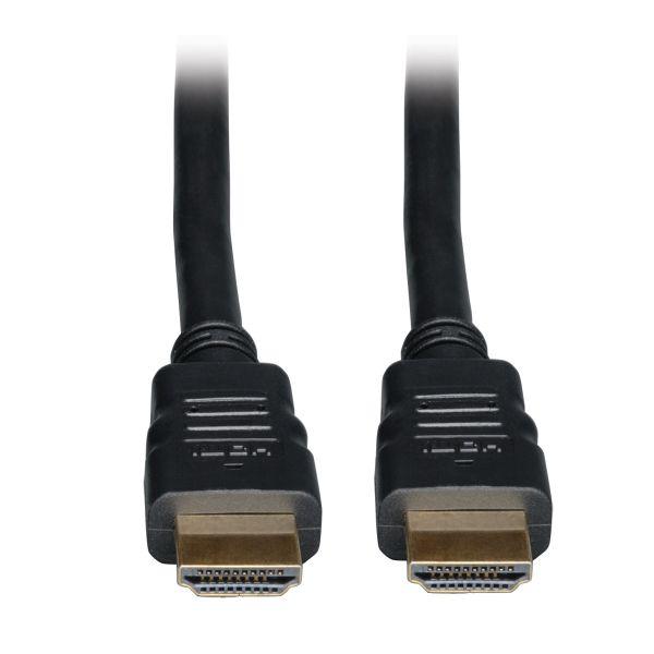 CABLE HDMI TRIPP LITE CON ETHERNET M-M 3.05M NEGRO P569-010