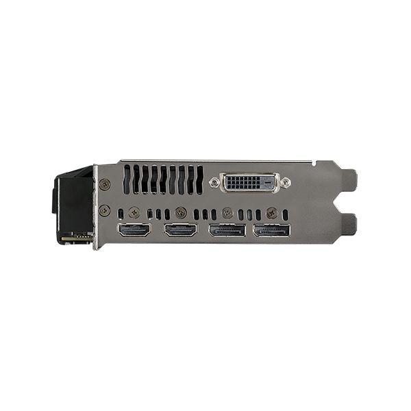 TARJETA DE VIDEO ASUS DUAL-RX580-O8G 8GB GDDR5 DVI/HDMI/DISP-PORT AMD