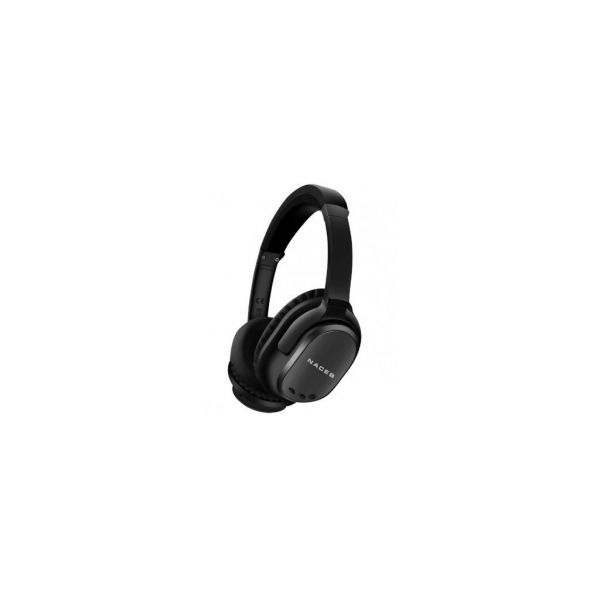 DIADEMA BLUETOOH CARBONO NACEB TECHNOLOGY NA-0300 NEGRO BLUETOOTH