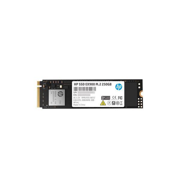SSD HP EX900 2YY43AA#ABL 250 GB M.2 2100 MB/S 1300 MB/S ULTRABOOK