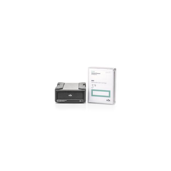 UNIDAD DE CINTA HP RDX 3TB USB 3.0 P9L72A