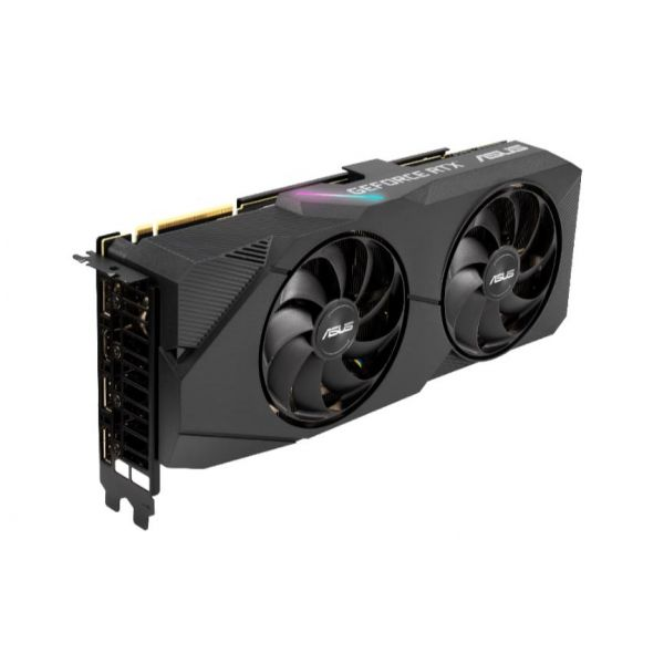 TARJETA DE VIDEO ASUS DUAL GEFORCE RTX 2070 SUPER EVO GAMING 8GB