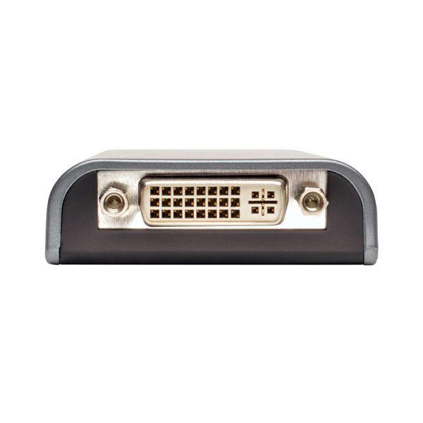 ADAPTADOR TRIPP LITE U244-001-R USB 2.0 DVI-I/VGA NEGRO