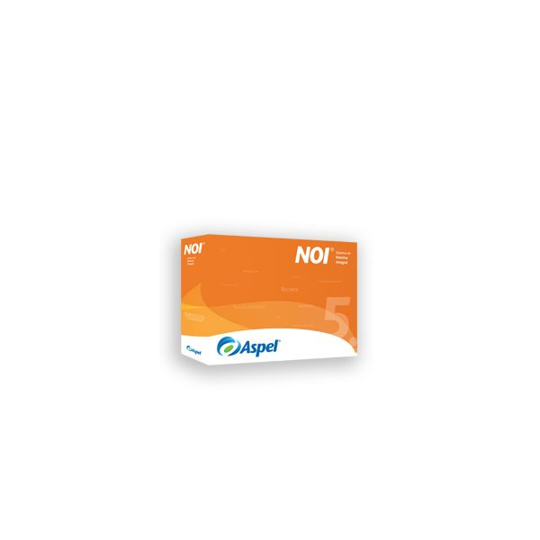 SOFTWARE NOI 9.0 ASPEL ACT. 2 USUARIO ADICIONAL NOIL2AL