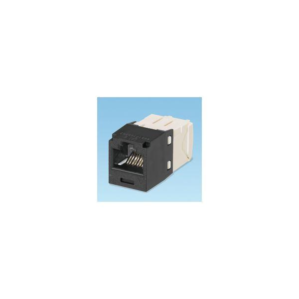 JACK MODULAR PANDUIT MINI-COM GIGA-TX RJ45 CAT 6 N C. A-B(CJ688TGBL)