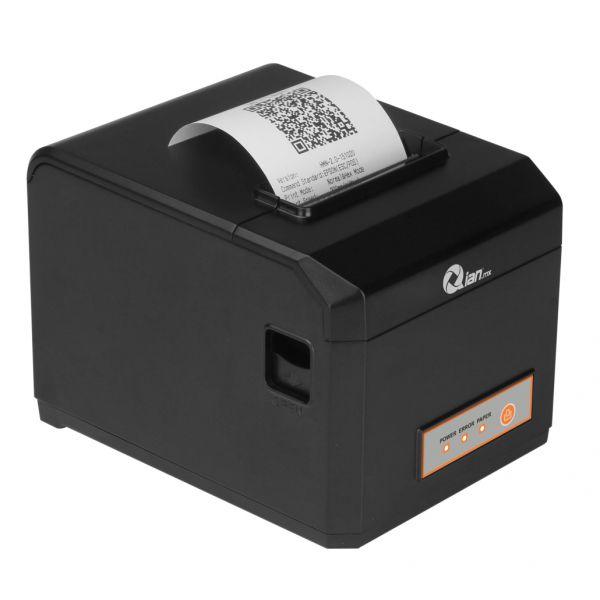 IMPRESORA TERMICA QIAN ANJET80 USB RJ45 CORTE MANUAL 80MM QIT801701