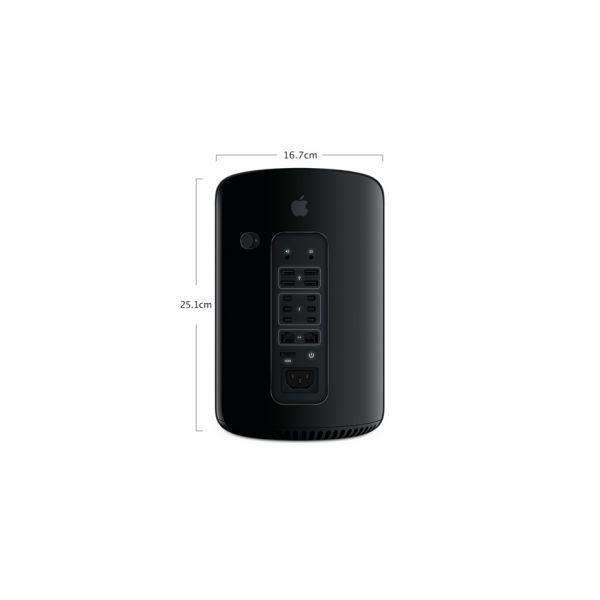 APPLE MAC PRO ME878E/A, INTEL XEON, 16GB, 256GB, MAC OS X 10.9