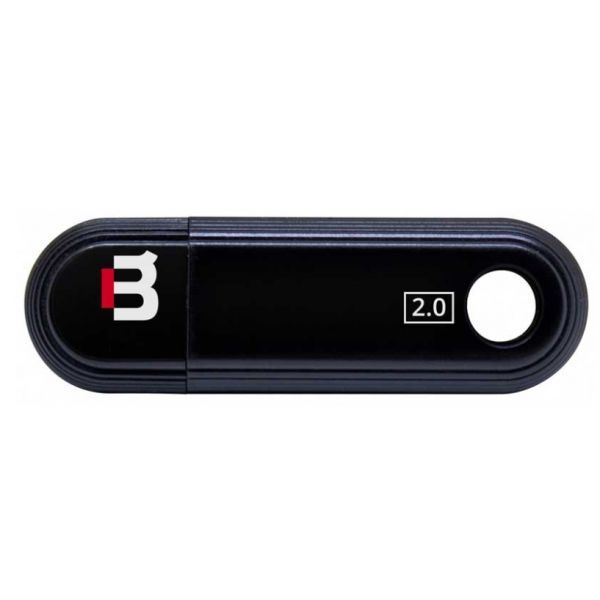 MEMORIA USB FLASH BLACKPCS 2109 16GB NEGRO PLASTICO MU2109BL-16