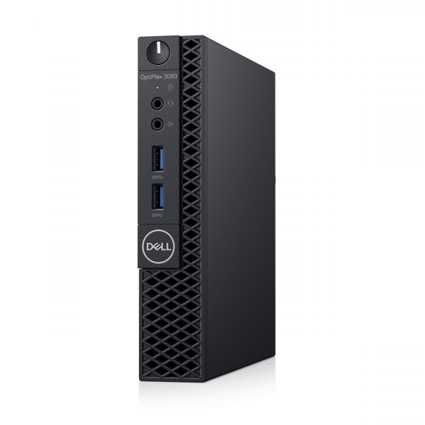 COMPUTADORA DELL OPTIPLEX 3060 MFF CORE I3 8100 4GB 500GB W10P 68FV7