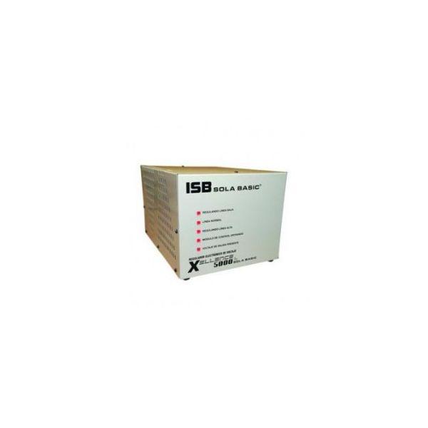REGULADOR SOLA BASIC XELLENCE 5000, BIFASICO, XL-22-250, 5000VA