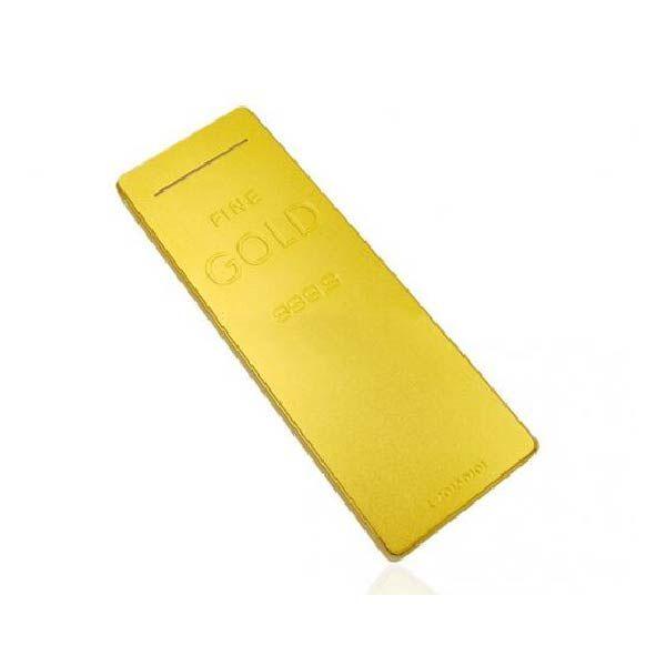 POWER BANK GHIA GOLD CARGA RAPIDA GAC-120 10000 MAH AC-6359