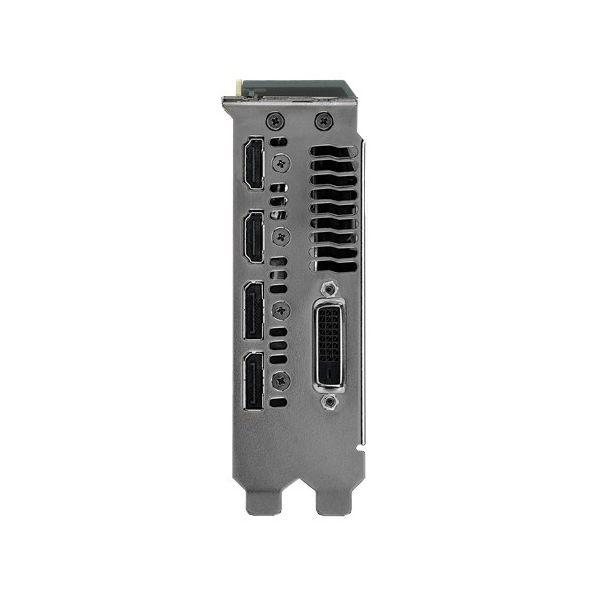 TARJETA DE VIDEO ASUS TURBO-GTX1060-6G 6GB GDDR5 DVI/ HDMI NVIDIA
