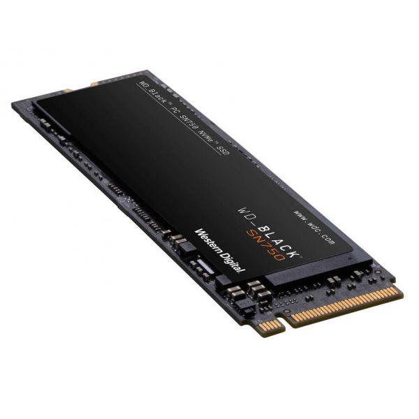UNIDAD SSD M.2 WD NS750 3d 1TB BLACK PCIE NVME (WDS100T3X0C)