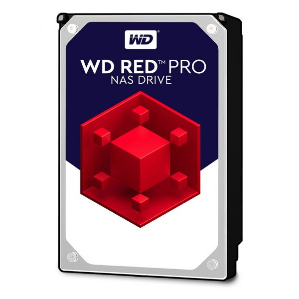 DISCO DURO INTERNO WD RED PRO 3.5