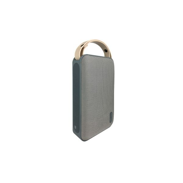 PERFECT CHOICE BOCINA PORTATIL PC-112655 BLUETOOTH USB GRIS