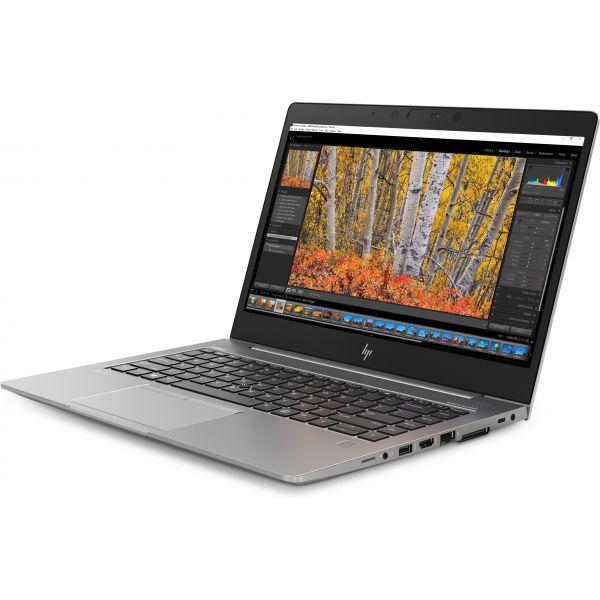WORKSTATION HP ZBOOK G5 CORE I7 RAM 8GB 256GB 14'' HD530 WIN10 3WW49LA