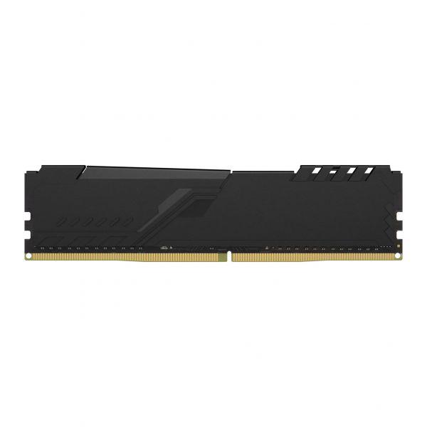MEMORIA RAM KINGSTON HYPERX FURY BLACK 4GB DDR4 2666MHZ HX426C16FB3/4