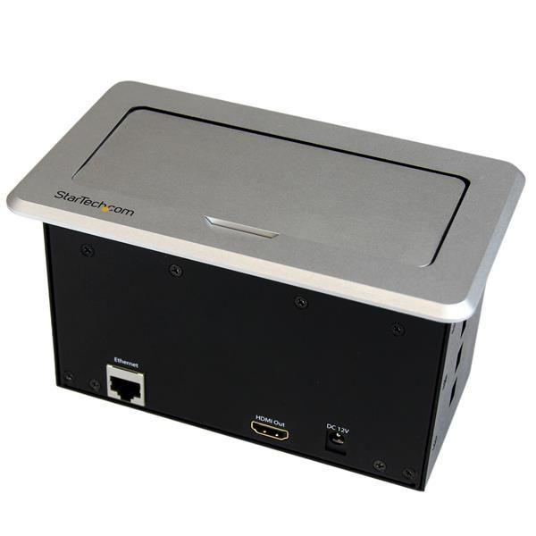 STARTECH CAJA DE CONECTIVIDAD HDMI,VGA MINI DISPLAYPORT 120V BOX4HDECP