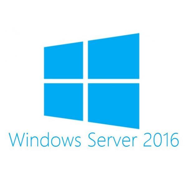 OEM MICROSOFT WINDOWS SERVER R18-05255 2016 ESPAÑOL CAL 5 USUA. 64BIT