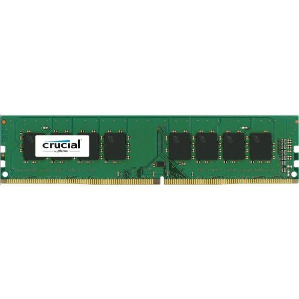 MEMORIA DDR4 CRUCIAL 4GB 2133 MHZ CL15 1.2V (CT4G4DFS8213)