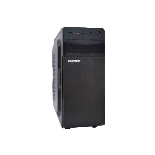 GABINETE EVOTEC EV-1006 ESCRITORIO PC ATX MICRO-ATX MINI-ITX NEGRO