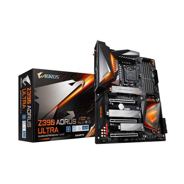TARJETA MADRE AORUS B360 GAMING 3 WIFI 1151 8va HDMI 4xDDR4