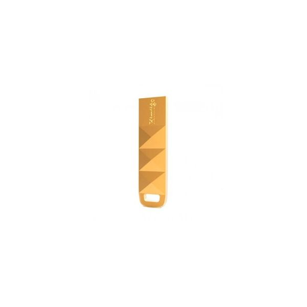 MEMORIA FLASH DRIVE KIMTIGO USB KTH-206 64GB GOLD
