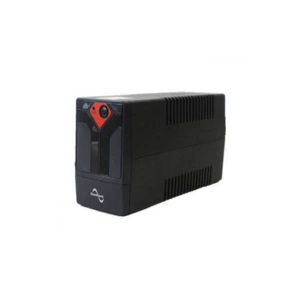 NO BREAK DATASHIELD DS-600 600VA 360W NEGRO HOGAR Y OFICINA