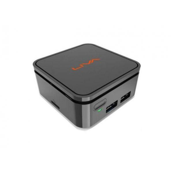 MINI PC ECS LIVA Q2 N4100 CELERON N4100 LPDDR4 NEGRO